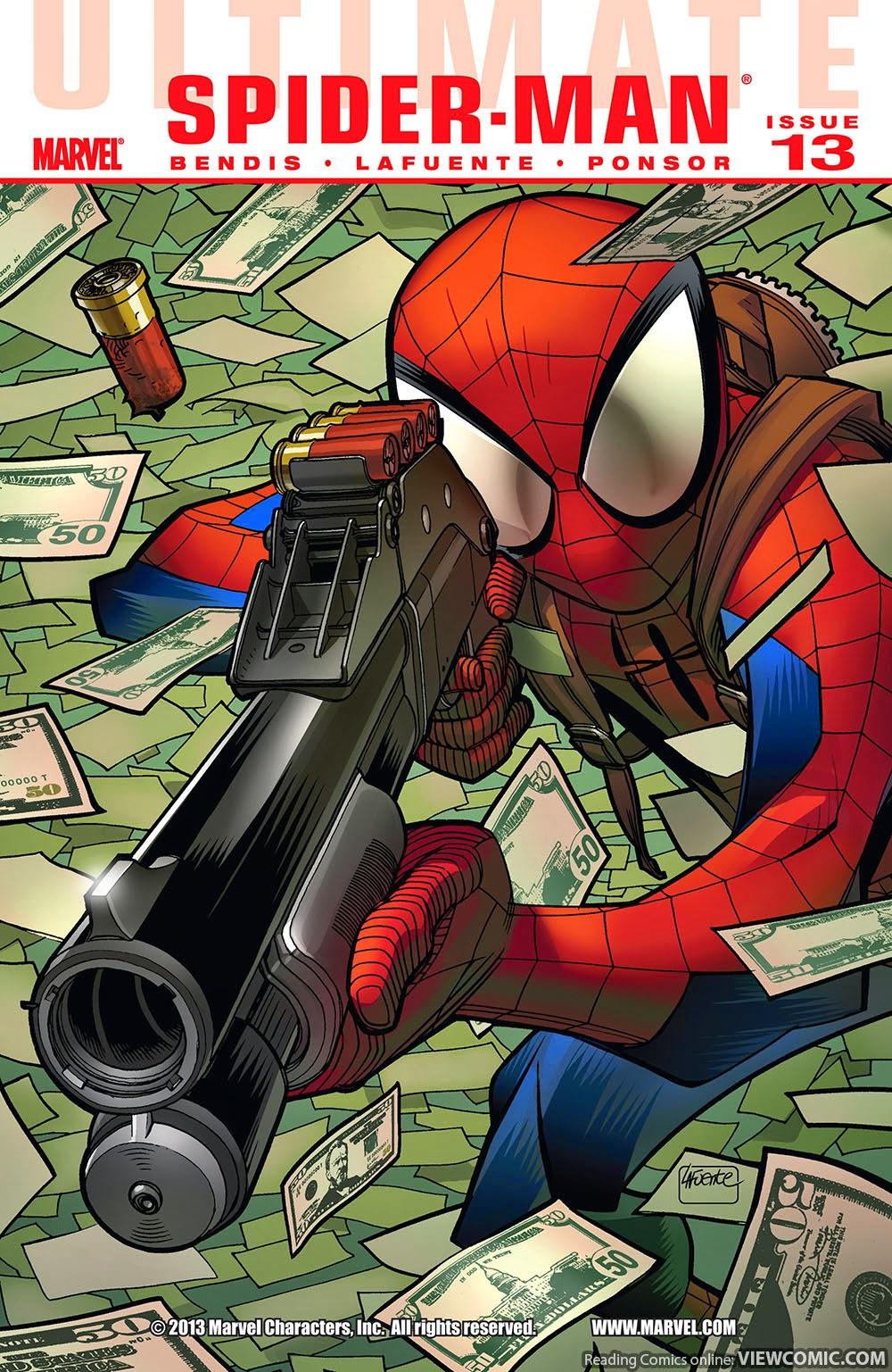 Ultimate Spiderman Comics Pdf