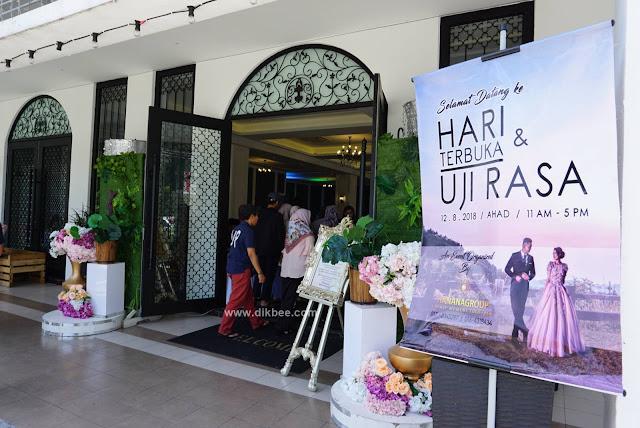 Hari Terbuka Dan Uji Rasa Ambassador Putrajaya