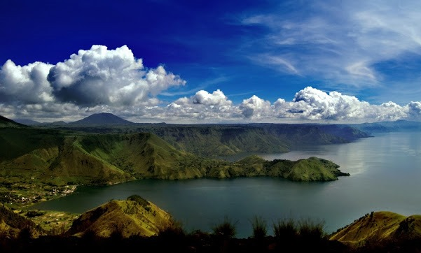 Sejarah Danau Toba Sumatra Utara Indonesia