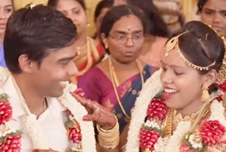 Nagercoil Wedding Film Of Sanjana And Ram