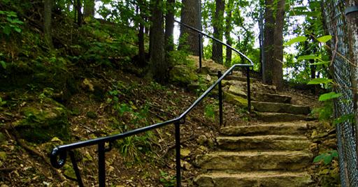 Hoyt Park Trail - Madison WI