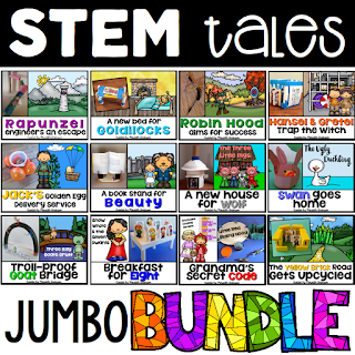STEM Tales Jumbo Bundle