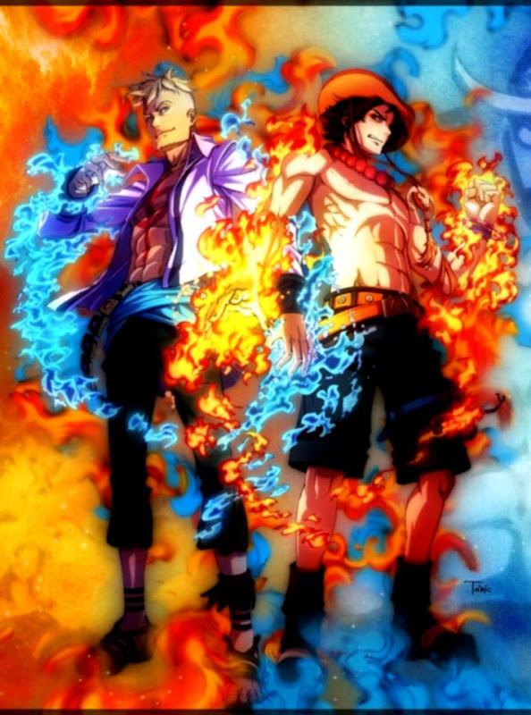 Ace Marco One Piece Wallpaper Wallpapers Ninja