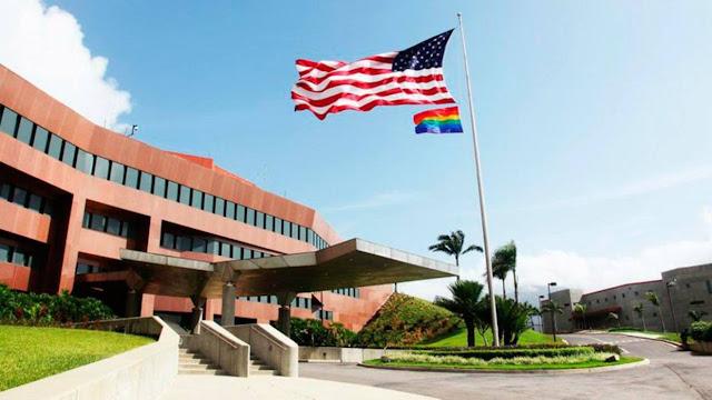 Secuestraron a dos empleados de la Embajada de Estados Unidos