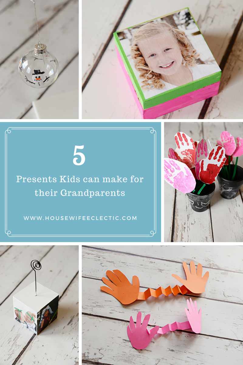 5 presents kids can