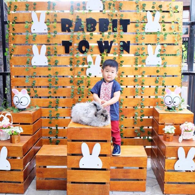 Lokasi dan Harga Tiket Masuk Rabbit Town Bandung