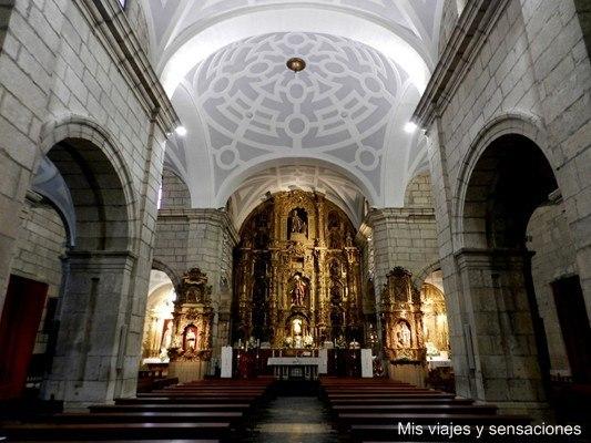 Interior Iglesia de San Marcelo, León