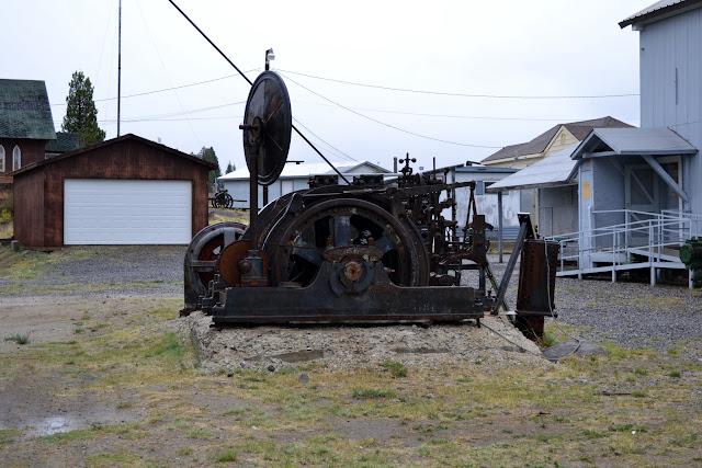 Світовий музей гірничої справи. Б'ютт, Монтана (World Museum of Mining. Butte, MT)