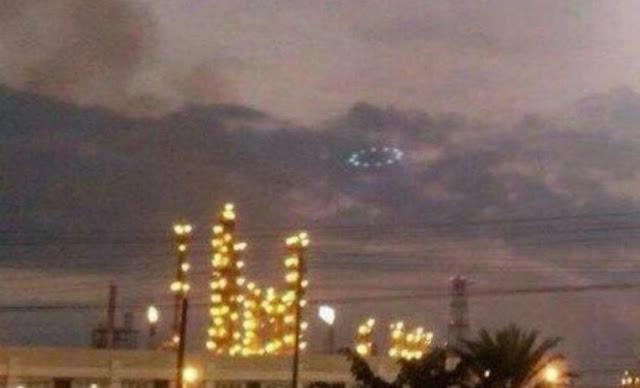 Tampico, el lugar protegido por los extraterrestres