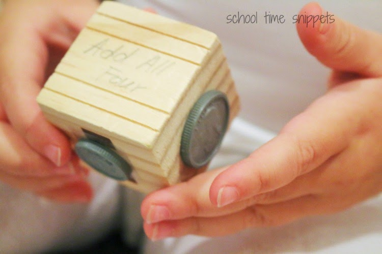 preschool fine motor money game