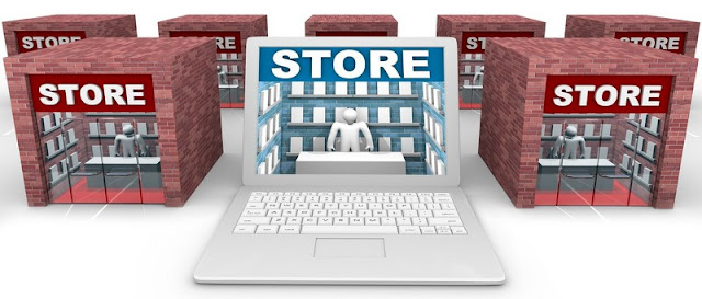 Online electronics stores