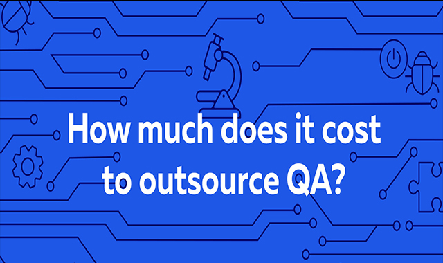 How much does it cost to outsource QA