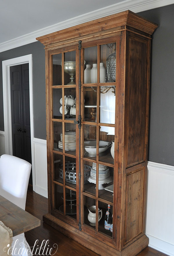 Dear Lillie: A New Piece For Our Dining Room