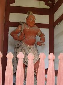 妙法寺仁王像