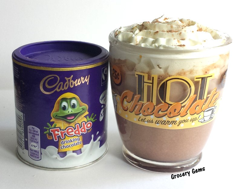 Cadbury S Drinking Chocolate Cake Recipe