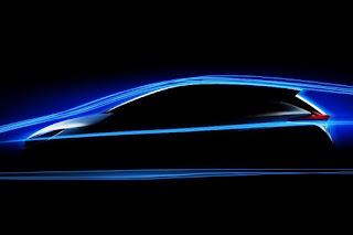 Nissan Leaf (2018 Rendering) Side
