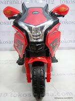 3 Motor Mainan Aki Pliko PK9088 Top Racer