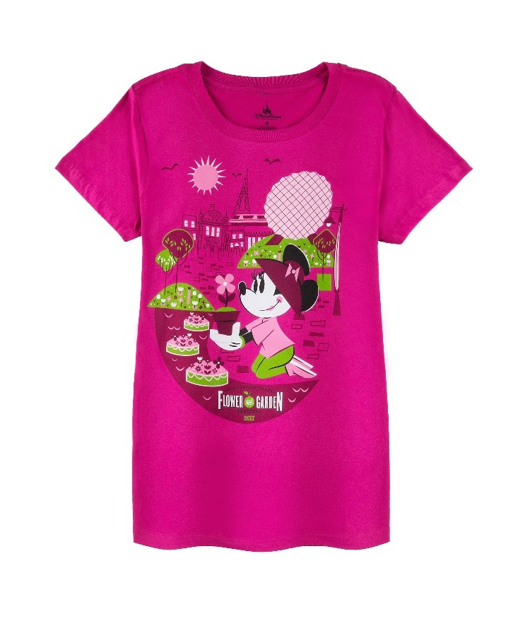 See This Year 39 S Epcot Flower And Garden Festival T Shirts