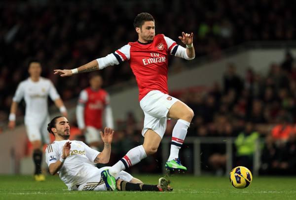 Swansea FC vs Arsenal