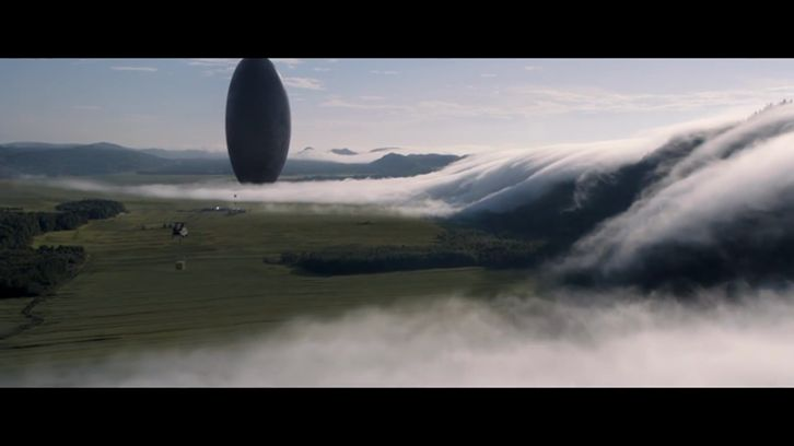 MOVIES: Arrival - Official Trailers feat Amy Adams, Jeremy Renner, and Forest Whitaker