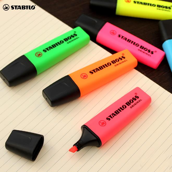 Stabilo llena nuestra vida de colores for Material oficina barcelona