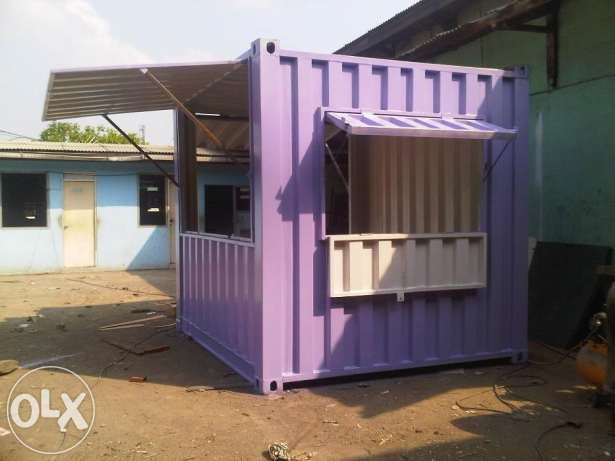 Container Cafe Design Cafe Container Jakarta