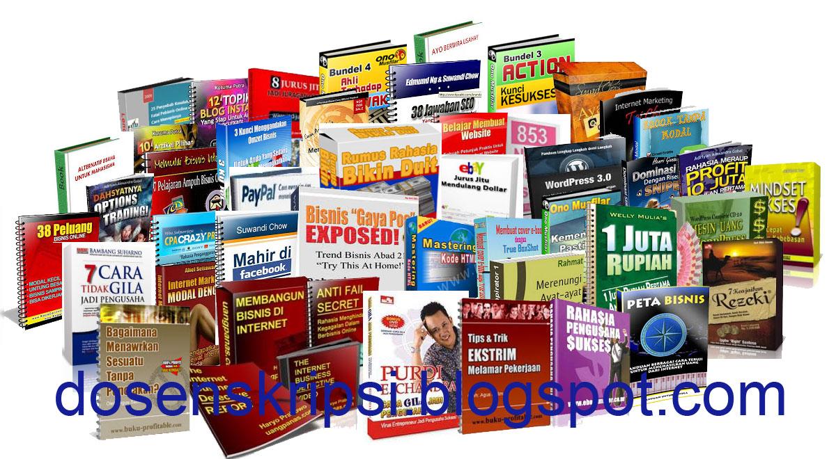 Contoh Tugas Akhir Manajemen Informatika Ebook