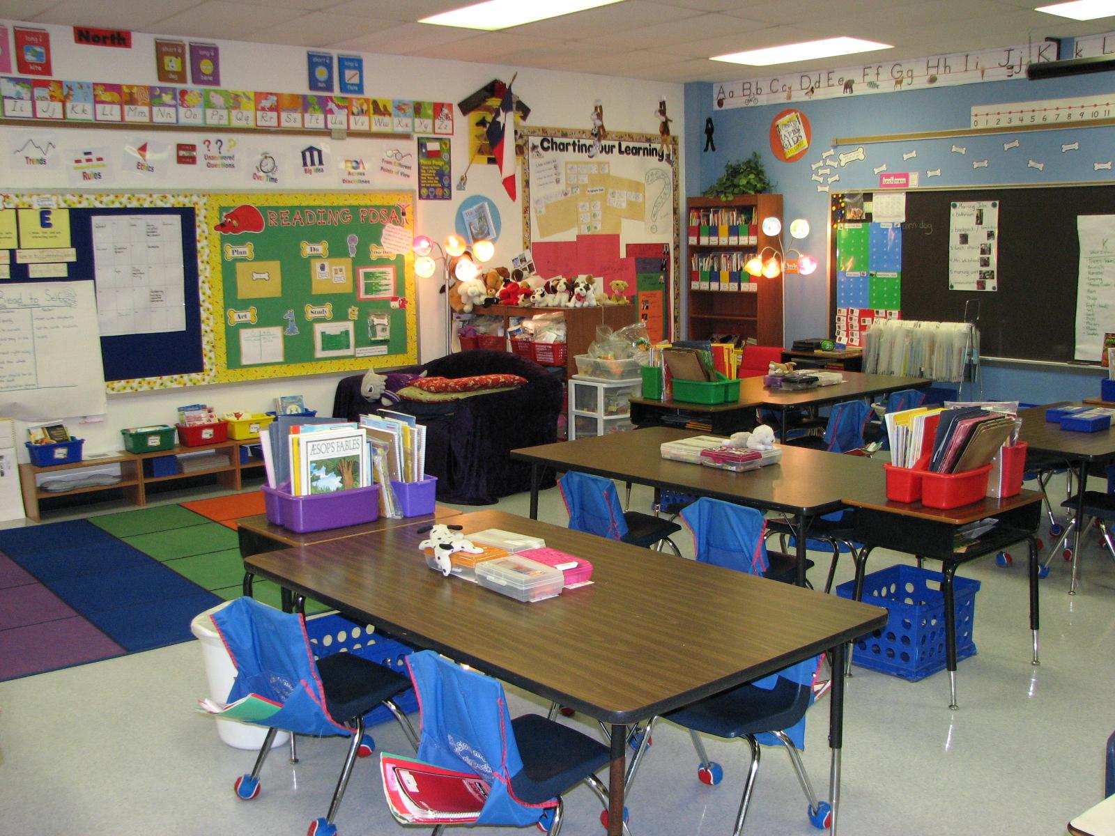 Famous 1st Grade Classroom Themes