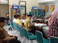 Acara Minilokakarya Dihadiri Koramil 03/Serengan