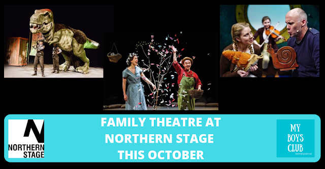 Family Theatre at Northern Stage this October
