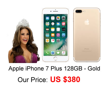 Apple iPhone 7 Plus 32GB Gold Price: $360