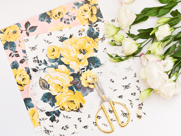 Crate Paper Design Team : Floral Theme