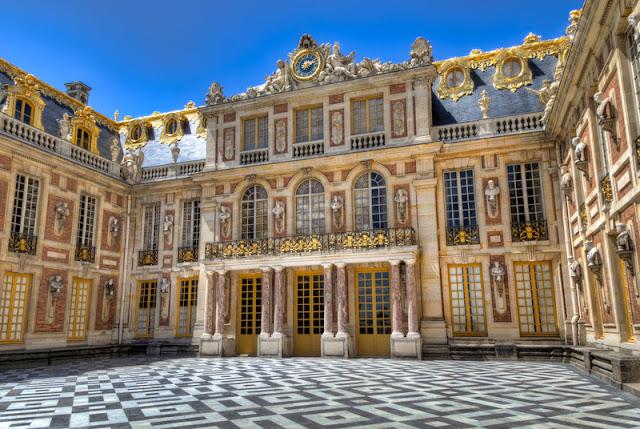 Castelo de Versalhes
