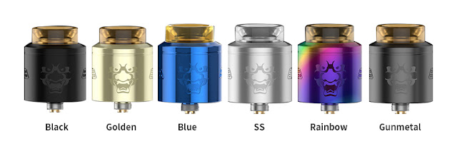 GeekVape Tengu RDA In Stock