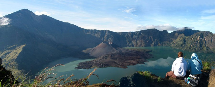 Mount RInjani One day trek