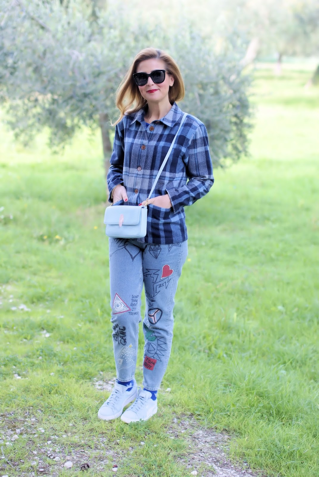 Grunge 90s style, The Woolster from Gant on Fashion and Cookies fashion blog, fashion blogger style