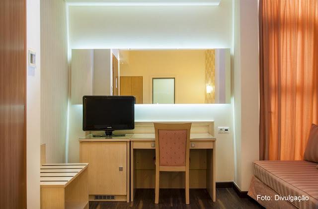 Apartamento do Hotel Best Western Amazon, Atenas