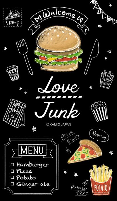 LOVE JUNK