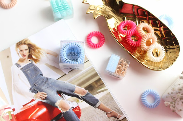 New Invisibobble Hair Ring Sizes