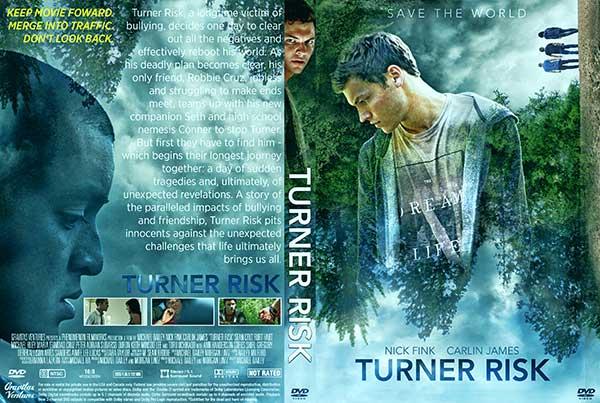 Turner Risk (2020) DVD Cover