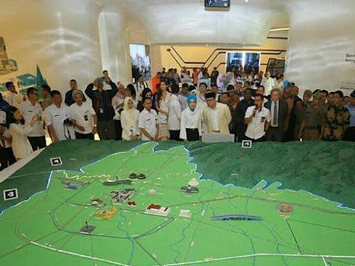 Peresmian Bandung Planning Gallery