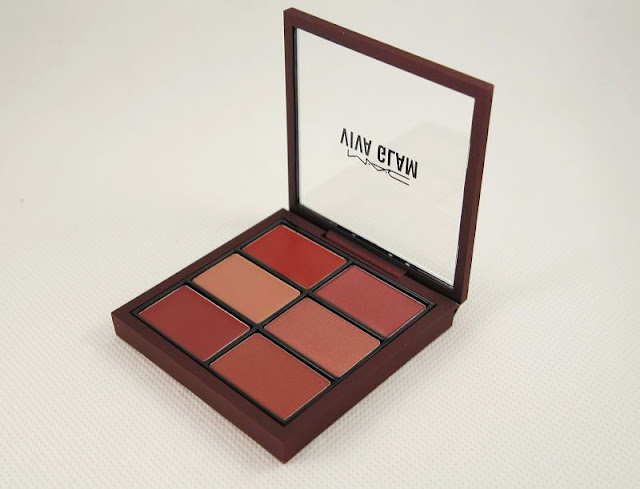 MAC Viva Glamourous Lip Palette