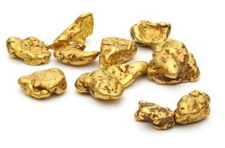 O ouro e a febre do ouro