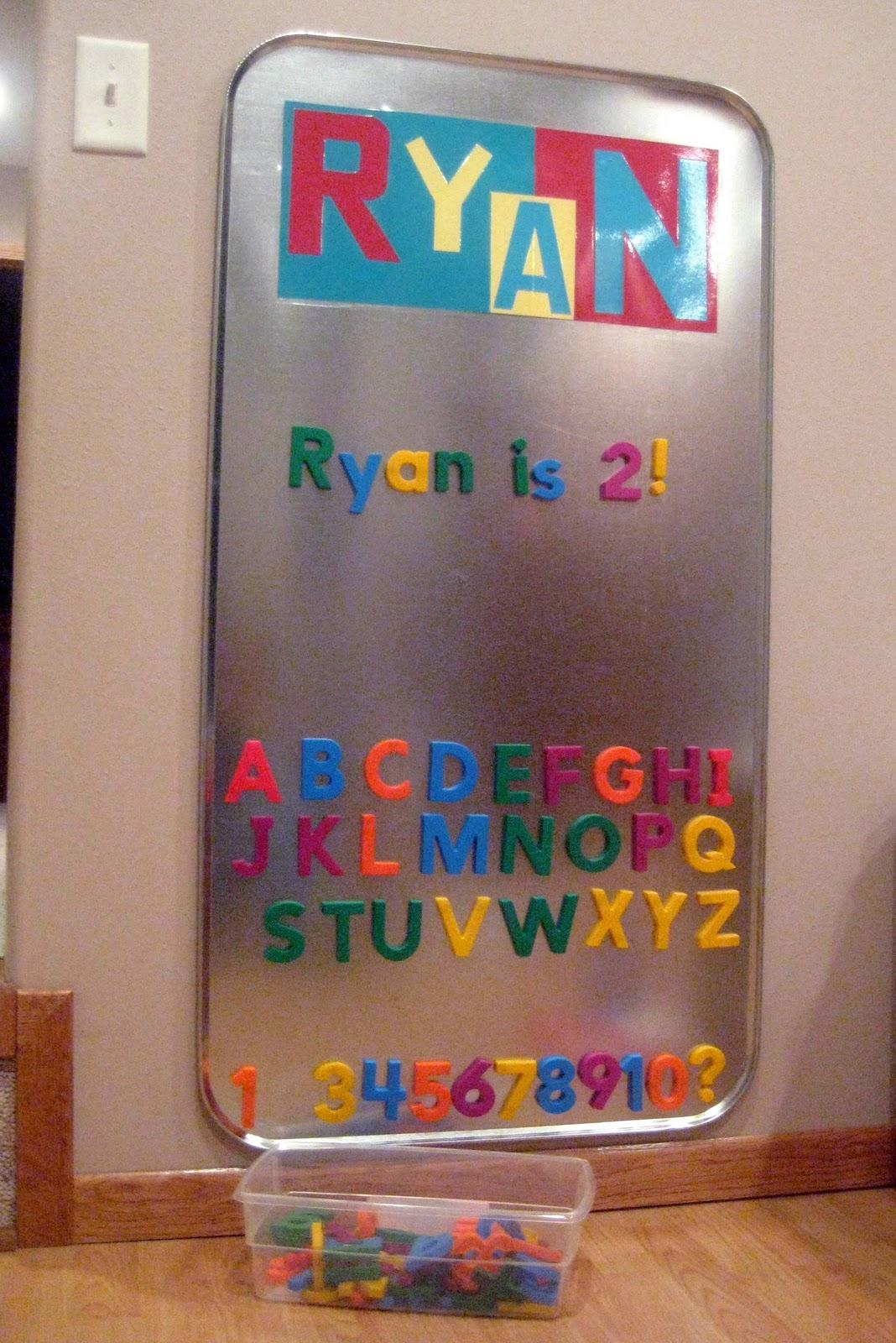 cobo  oil drip pan magnet board