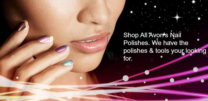 #Shop All Avon's Nail-polishes