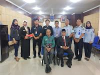 Persiapkan Pemantauan Seleksi CPNS Kumham, Ombudsman Lampung Sambangi Kanwilkumham Provinsi Lampung
