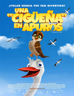 Richard the Stork (Una cigueña en apuros) (2017)