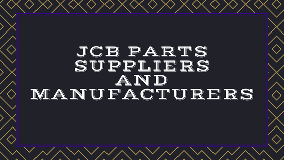 Make Wise Choice When You Buy JCB Replacement Parts