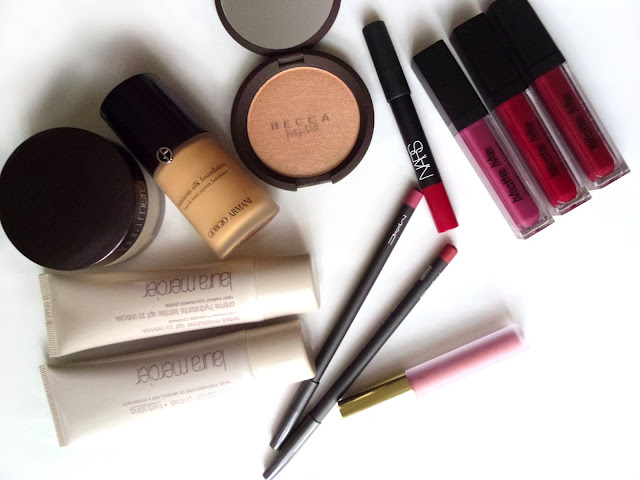 Highend and drugstore beauty haul 2017