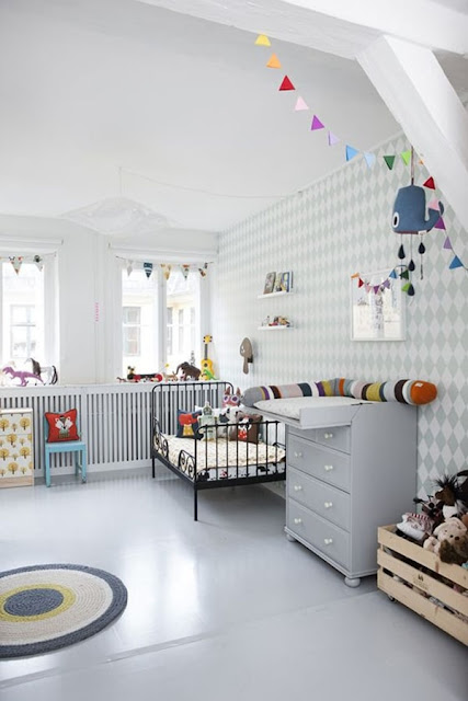 Unisex Children's Bedroom Ideas 1